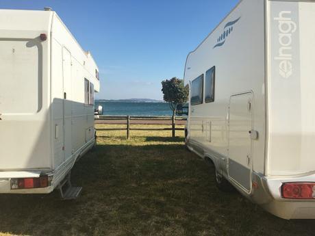 Dormir en furgoneta en Illa de Aurosa