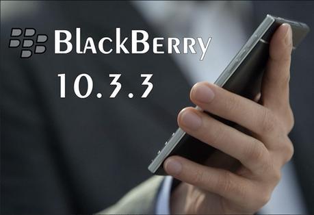 Autoloaders BlackBerry OS 10.3.3.498 beta para desarrolladores