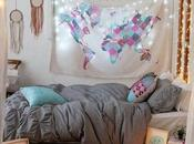 complementos para habitación hija adolescente ñoña