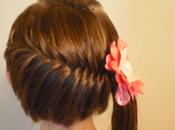 Peinados para primera comunion