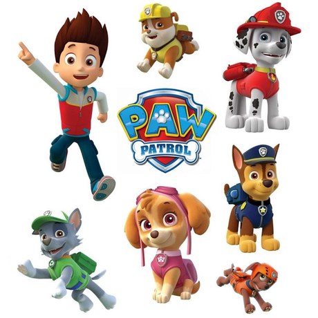 Fiesta patrulla canina - Paperblog