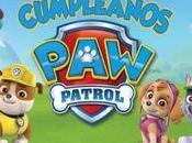 Fiesta patrulla canina