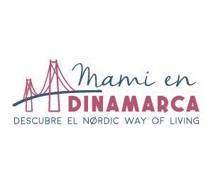 logo y diseño de branding y marca de mami en dinamarca