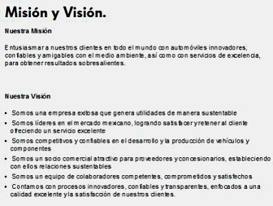 Misión y Visión: los dos conceptos más ignorados y olvidados de la Empresa.