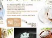 Beneficios aceite coco belleza