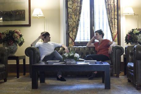 Gustavo Egusquiza, la nueva promesa del periodismo nacional