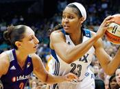 Chicago Minnesota Lynx Vivo WNBA Martes Julio 2016