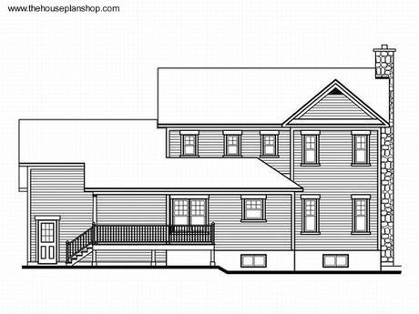Planos de casas rurales plano de casa de campo moderna for Planos de casas rurales