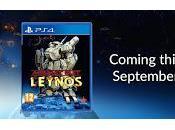 versión física Assault Suit Leynos estará disponible septiembre