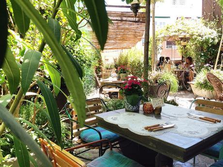 Redescubriendo mi ciudad el jardin secreto de sb for Jardin secreto montera