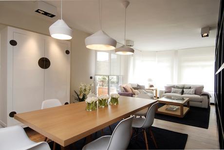 Como decorar un comedor paperblog - Interiorismo salon comedor ...