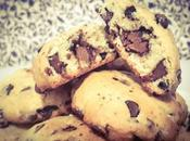 Recetas para Cookies chips chocolate nutella