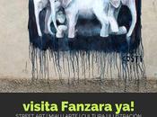 Visitando MIAU Fanzara Street