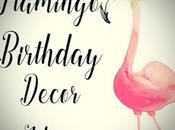 Flamingo Birthday Party Ideas Let's Flamingle!! para Decorar Cumpleaños Flamencos.