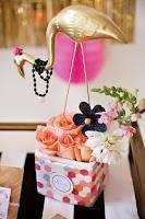 Flamingo Birthday Party Ideas - Let's Flamingle!! - Ideas para Decorar Cumpleaños Flamencos.