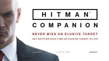 Hitman CompanionApp
