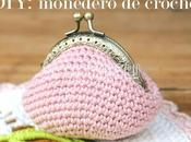 DIY: monedero crochet.