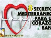 Ocho secretos mediterráneos para corazón sano