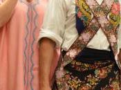 Festival Folk Segovia 2016: danzantes enagüillas