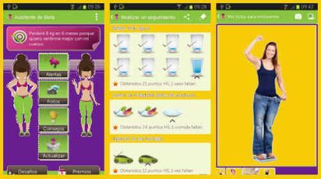 Aplicaciones para adelgazar fotos android