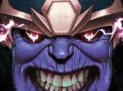 Marvel Comics anuncia nueva serie regular Thanos