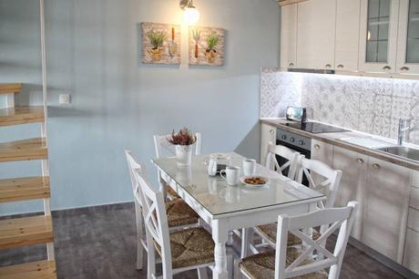 Village Aparment Maisonette en Mithyos (Creta)…comfort y vistas con el mejor trato
