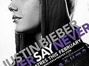 Nuevo poster trailer 'Justin Bieber: Never Never' subtítulos castellano
