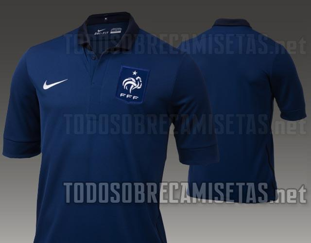 esquina zona ignorar  camiseta nike francia 2014