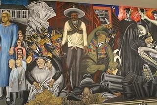 Jos clemente orozco murales y desgarro paperblog for Donde esta el mural de adan zapata