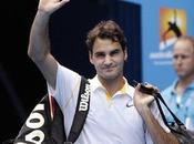 Australian Open: Federer arrancó problemas defensa