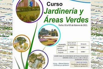 curso jardineria y areas verdes maracaibo paperblog