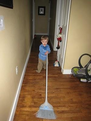 Cómo mantener la casa limpia y ordenada cuando hay niños
