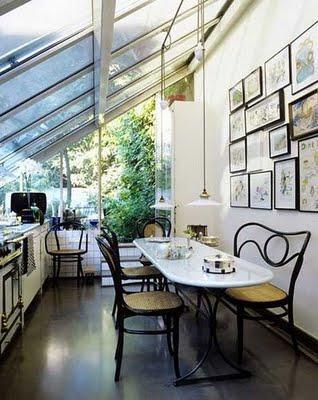 Sab as qu thonet n 14 paperblog - Sunroom off kitchen design ideas ...