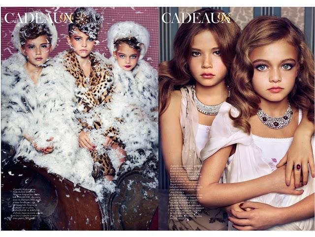 Vogue Francia y ¿Pedofilia?