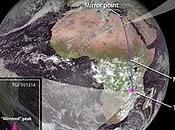 Fermi capta tormentas lanzan antimateria espacio