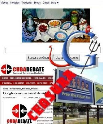 Google actualiza a Cézanne mientras es alertado del impacto en los inversionistas por censura