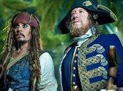 Disney presenta nuevas fotos 'Piratas Caribe: mareas misteriosas'