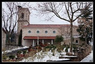 Navacerrada Iglesia de la Natividad de Nuestra Señora