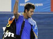 Australian Open: Potro llegó Baghdatis