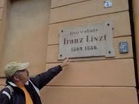 Liszt con champagne