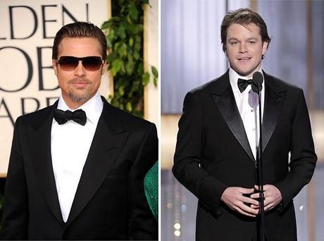 Inspírate en los Globos de Oro 2011: Ellos