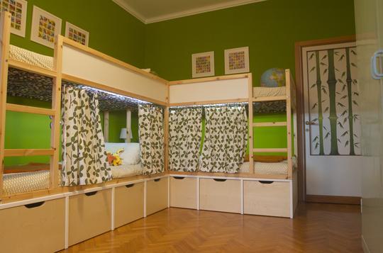 T preguntas ideas para modificar cama kura de ikea for Camas en l ikea