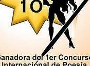 """1er. concurso internacional poesía mujer"""" Mujeres Poetas Internacional 2010 finaliza éxito"""