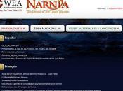 Artículos español sobre Travesía Viajero Alba´ (Narnia),