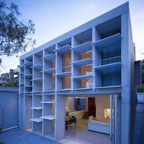 Casa balmain carter williamson architects paperblog for La casa stupefacente progetta l australia