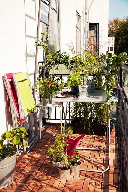 Decoracion mueble sofa ideas grandes para espacios pequenos - Ikea ideas jardin pau ...
