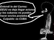 Desmentido EEUU Correos Cuba evidencia cerco contra Isla