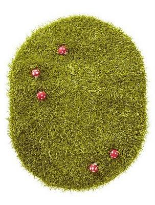 alfombra para decorar una habitacion de niña