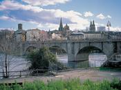puente Inmaculada Logroño, cruce caminos recorrer.