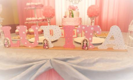 Decoraci n baby shower ni a guadalupe paperblog for Decoracion simple para baby shower